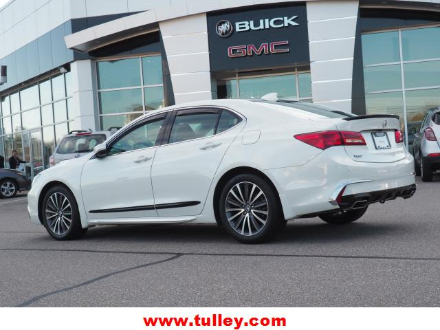 Pre-Owned 2018 Acura TLX 3.5L SH-AWD w/Advance Pkg