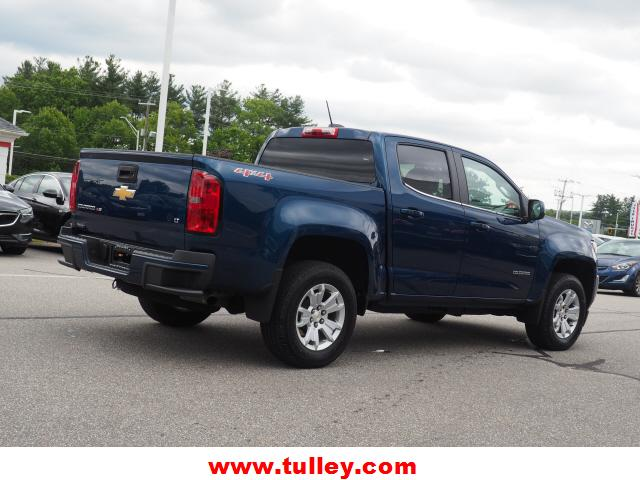 Pre-Owned 2019 Chevrolet Colorado 4WD Crew Cab 128.3 LT