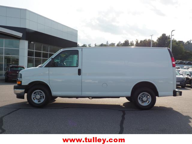 Pre-Owned 2018 Chevrolet Express RWD 2500 135