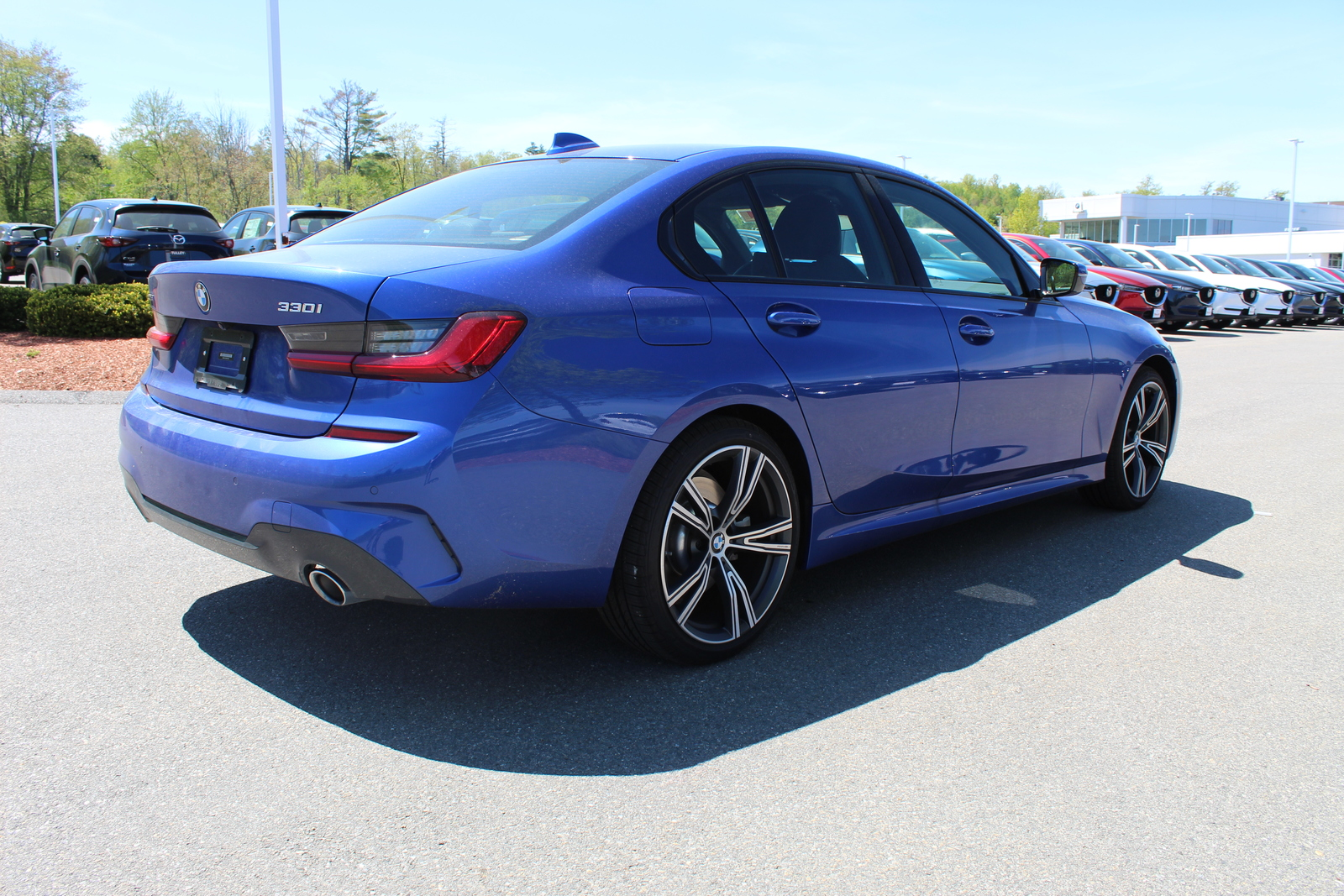 Pre-Owned 2020 BMW 3 Series 330i xDrive Sedan North America