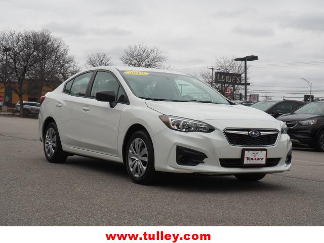Pre-Owned 2019 Subaru Impreza 2.0i 4-door CVT
