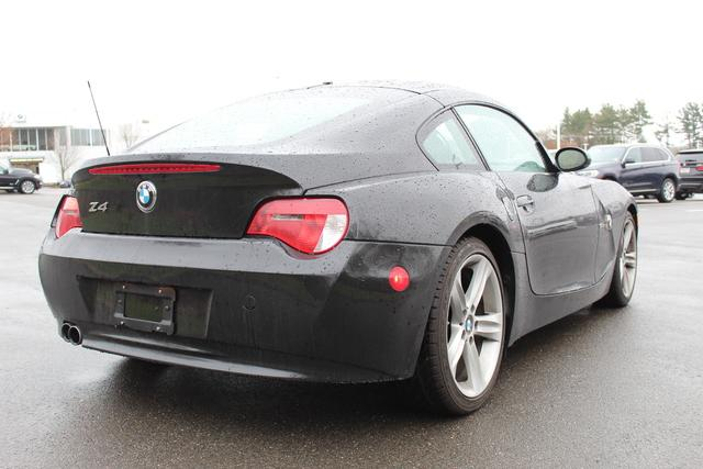 2007 bmw z4 3.0 si coupe