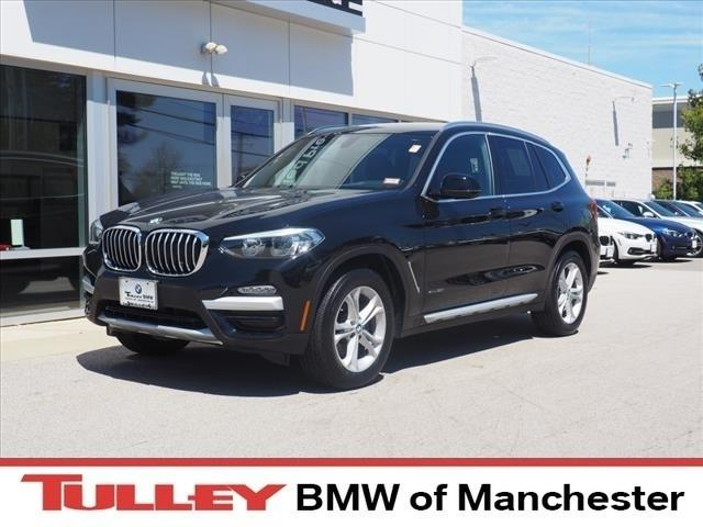 Certified Pre Owned BMW >> Certified Pre Owned 2018 Bmw X3 Xdrive30i Sports Activity Vehicle Awd Sport Utility