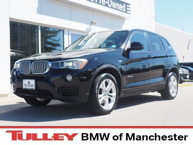 Pre-Owned 2015 BMW X3 AWD 4dr xDrive35i