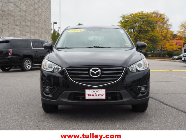 Pre-Owned 2016 Mazda CX-5 2016.5 AWD 4dr Auto Touring