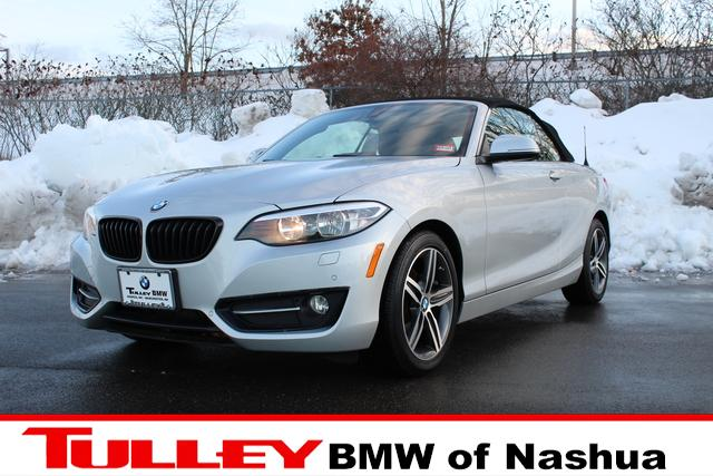 Certified Pre-Owned 2017 BMW 2 Series 230i xDrive Convertible