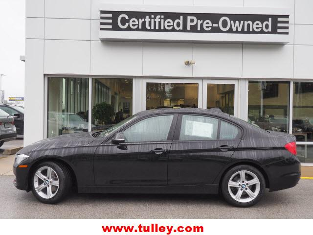 Certified Pre-Owned 2015 BMW 3 Series 4dr Sdn 328d xDrive AWD