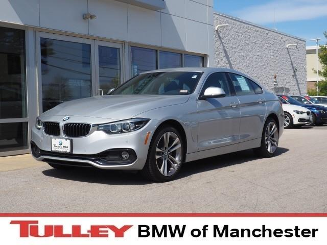 Certified Pre Owned 2019 Bmw 4 Series 430i Xdrive Gran Coupe Awd 4dr Car