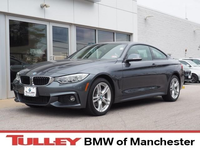 Certified Pre-Owned 2017 BMW 4 Series 430i xDrive Coupe SULEV