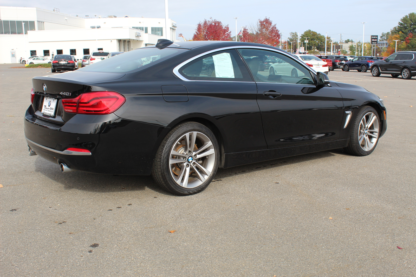 Certified Pre-Owned 2018 BMW 4 Series 440i xDrive Coupe