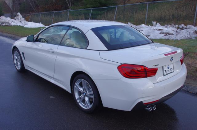 New 2019 BMW 4 Series 430i xDrive Convertible