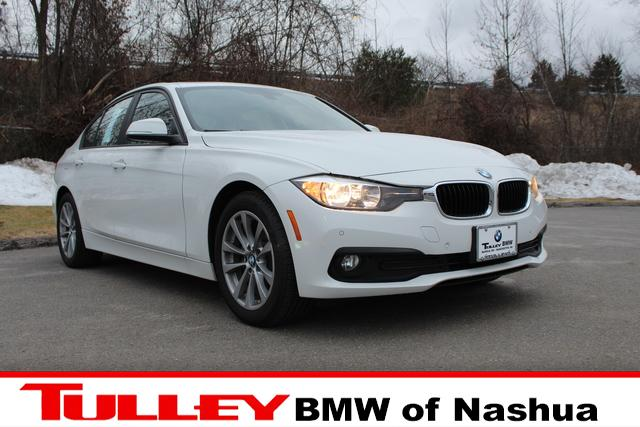 Certified Pre-Owned 2017 BMW 3 Series 320i xDrive Sedan AWD 4dr Car