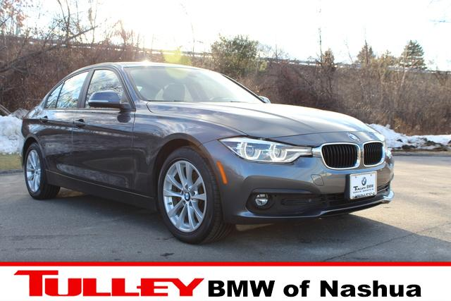 Certified Pre-Owned 2018 BMW 3 Series 320i xDrive Sedan AWD 4dr Car