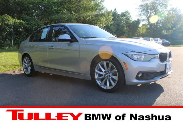 Bmw 320I Xdrive >> Certified Pre Owned 2016 Bmw 3 Series 4dr Sdn 320i Xdrive Awd Awd 4dr Car