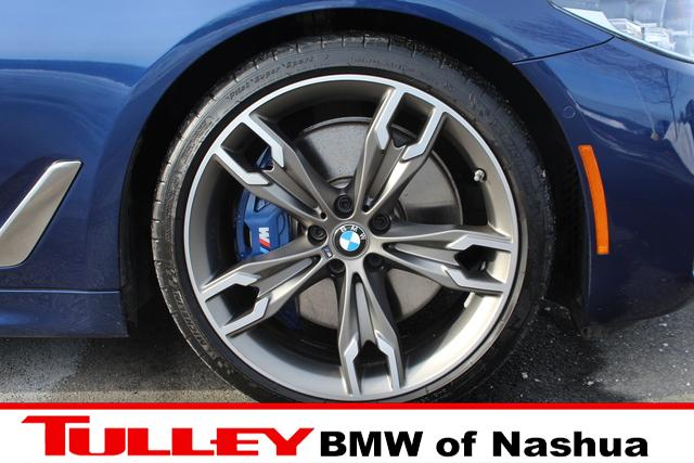 Pre-Owned 2018 BMW 5 Series M550i xDrive Sedan