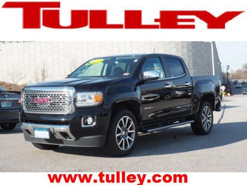 Pre-Owned 2018 GMC Canyon 4WD Crew Cab 128.3 Denali