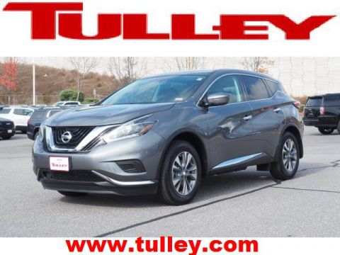 Pre-Owned 2018 Nissan Murano AWD S