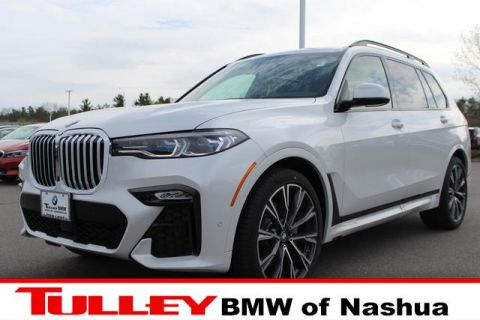 New Bmw X7 In Nashua Tulley Bmw Of Nashua