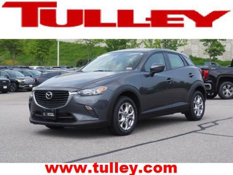 Pre-Owned 2017 Mazda CX-3 Sport AWD
