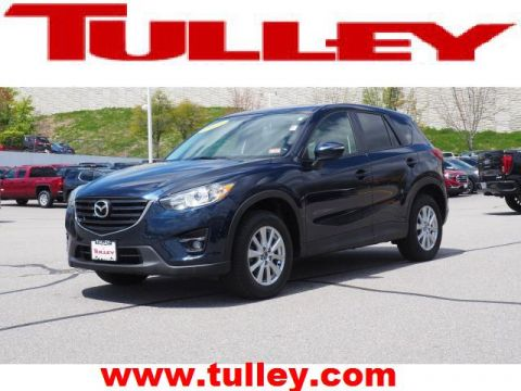 Pre-Owned 2016 Mazda CX-5 AWD 4dr Auto Touring