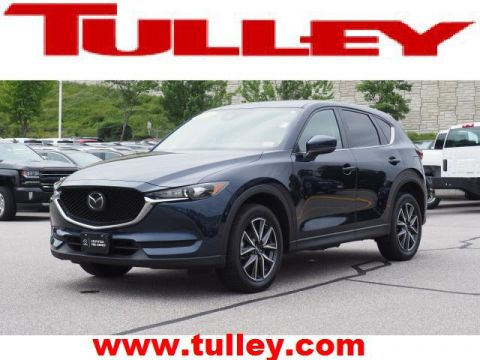 Pre-Owned 2018 Mazda CX-5 Touring AWD