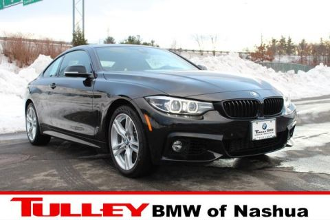 Pre-Owned 2020 BMW 4 Series 440i xDrive Coupe