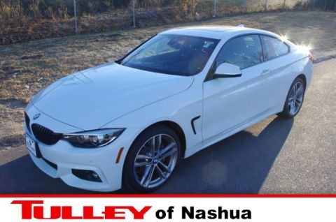 New 2019 BMW 4 Series 440i xDrive Coupe