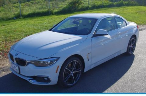 New 2019 BMW 4 Series 440i xDrive Convertible