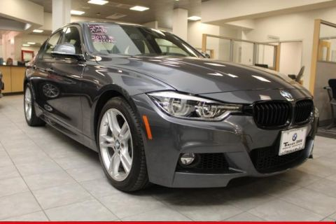 Pre-Owned 2018 BMW 3 Series 340i Sedan