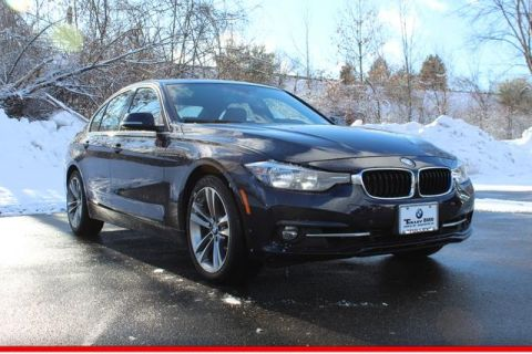Certified Pre-Owned 2017 BMW 3 Series 330i xDrive Sedan