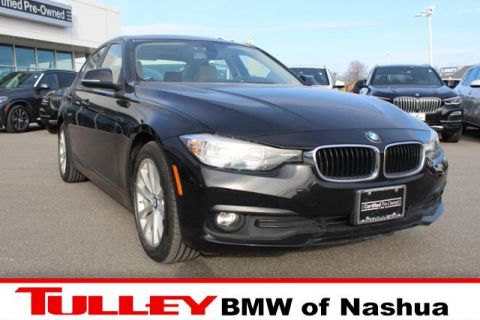 Certified Pre-Owned 2016 BMW 3 Series 4dr Sdn 320i xDrive AWD