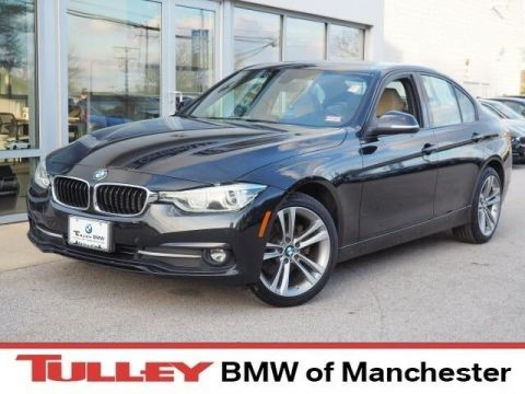 Certified Pre-Owned 2016 BMW 3 Series 4dr Sdn 328d xDrive AWD