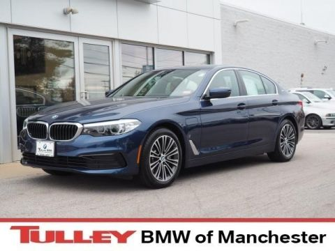 Pre-Owned 2019 BMW 5 Series 530e xDrive iPerformance Plug-In Hy