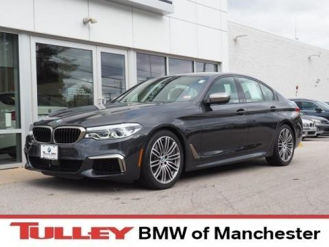 Pre-Owned 2020 BMW 5 Series M550i xDrive Sedan